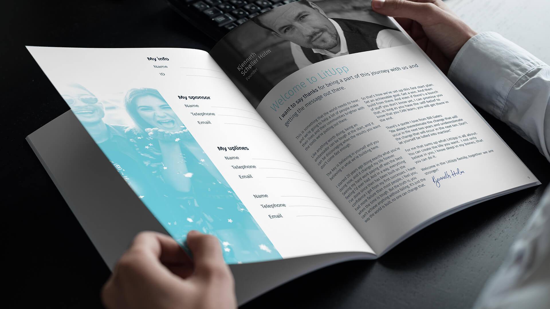 LitUpp brochure